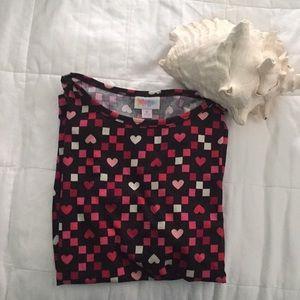 Lula Roe- Gigi shirt